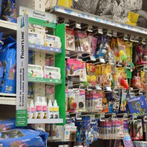 Cross-merchandising - FRONTLINE