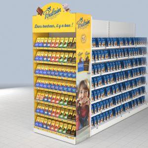 TG tablettes de chocolat - POULAIN