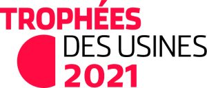 logo trophées des usines 2021